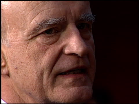 peter boyle at the 2001 emmy awards at the shubert theater in century city, california on november 4, 2001. - peter boyle stock videos & royalty-free footage