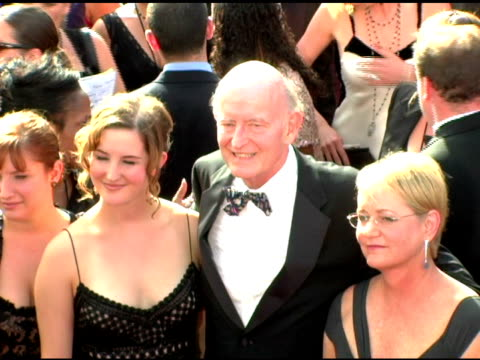 peter boyle at the 2005 emmy awards at the shrine auditorium in los angeles, california on september 18, 2005. - peter boyle stock videos & royalty-free footage
