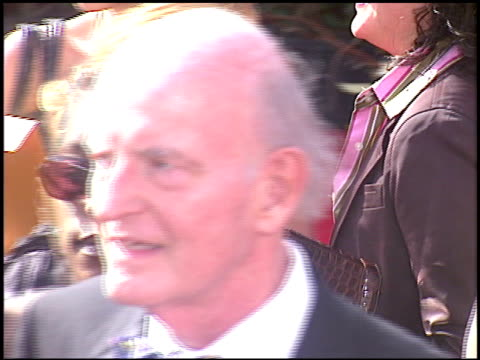 peter boyle at the 2005 emmy awards entrances at the shrine auditorium in los angeles, california on september 18, 2005. - shrine auditorium stock videos & royalty-free footage