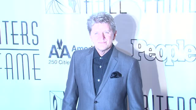 peter cetera at the songwriters hall of fame 2010 annual awards gala at new york ny - hall of fame stock videos and b-roll footage