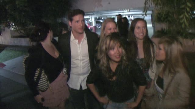 stockvideo's en b-roll-footage met peter facinelli at the wilshire ebell theatre in los angeles at the celebrity sightings in los angeles at los angeles ca - wilshire ebell theatre
