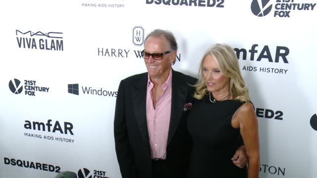 Peter Fonda at amfAR's Inspiration Gala Los Angeles 2015 in Los Angeles CA