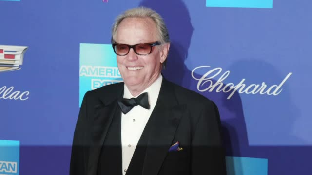 Peter Fonda at the 29th Annual Palm Springs International Film Festival Awards Gala at Palm Springs Convention Center on January 02 2018 in Palm...