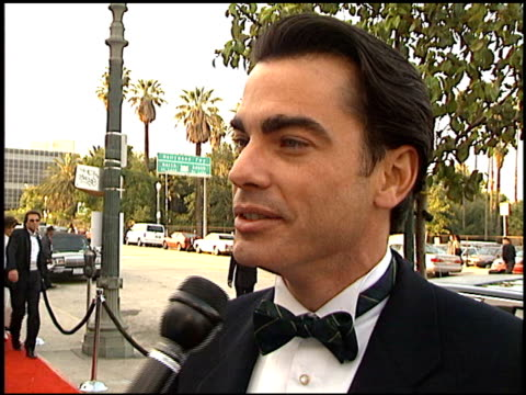 Peter Gallagher at the Blockbuster Entertainment Awards at Pantages Theater in Hollywood California on June 3 1995
