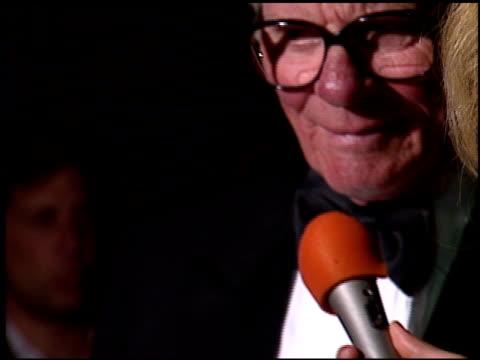 Peter Graves at the 1996 Emmy Awards Post at the Pasadena Civic Auditorium in Pasadena California on September 8 1996