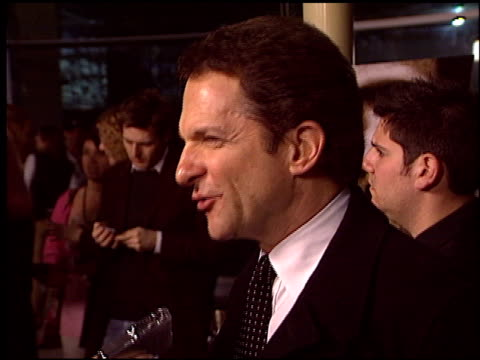 peter guber at the premiere of 'the jacket' at pacific arclight theatre in los angeles, california on february 28, 2005. - peter guber stock videos & royalty-free footage