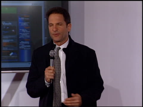 peter guber at the yahoo film festival at dga in los angeles, california on march 22, 2000. - peter guber stock videos & royalty-free footage