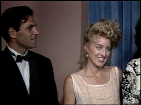 peter horton at the 1988 emmy awards inside at the pasadena civic auditorium in pasadena california on august 27 1988 - pasadena civic auditorium stock videos & royalty-free footage