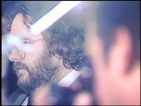peter jackson at the dga director's guild of america awards at the century plaza hotel in century city, california on march 2, 2003. - director's guild of america stock videos & royalty-free footage