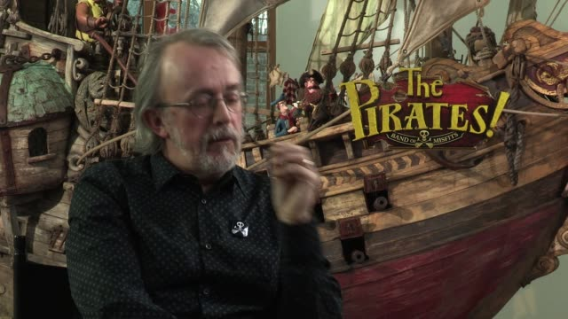 peter lord summarizes the life of an animator interview peter lord at aardman features on january 22 2012 in bristol england - animator stock videos & royalty-free footage