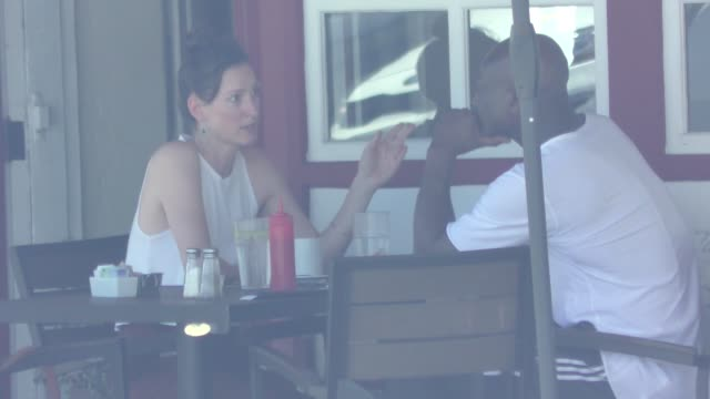 peter mensah on lunch date in beverly hills on july 01, 2019 at celebrity sightings in los angeles. - celebrity sightings stock videos & royalty-free footage