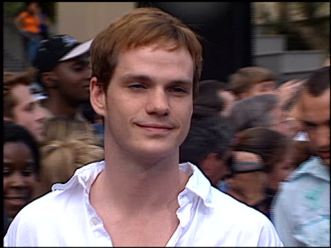 Peter Paige at the American Idol Finale at the Kodak Theatre in Hollywood California on September 4 2002