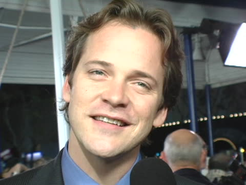 peter sarsgaard at the kinsey premiere arrivals at village mann in westwood village, california. - mann national theater video stock e b–roll