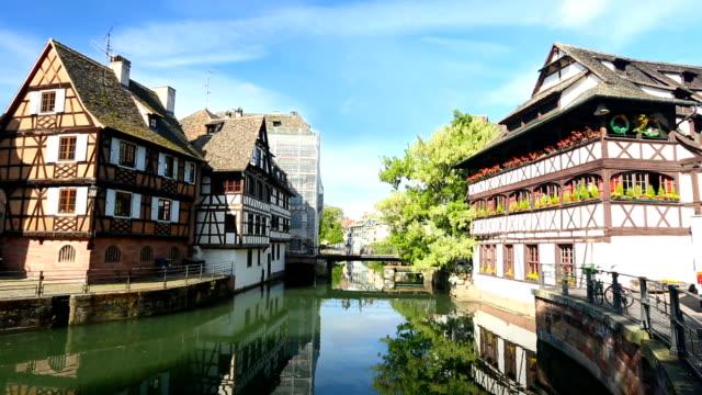 Petite France in Strasbourg, Realtime