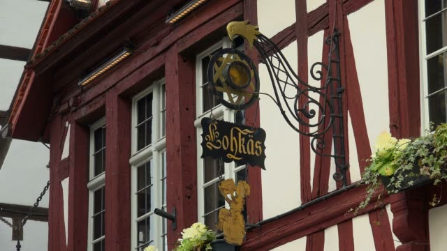 Petite France, Restaurant Lohkaes, Strasbourg, Alsace, Grand Est, France, Europe