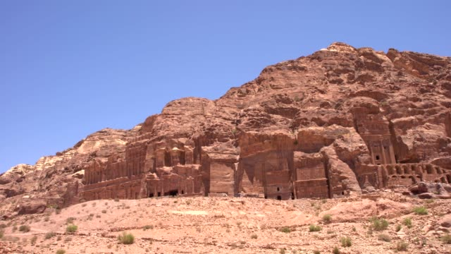 petra, jordan - 4th century bc stock videos and b-roll footage