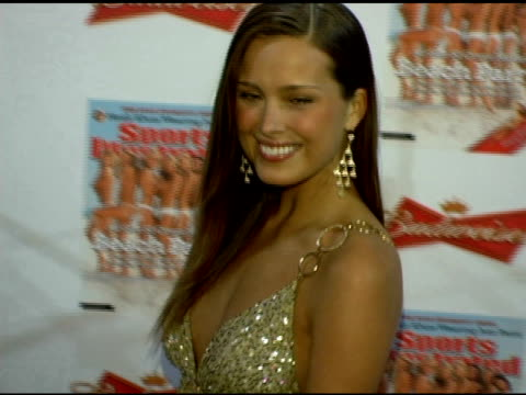 petra nemcova at the 2006 sports illustrated swimsuit issue photocall at crobar in new york new york on february 14 2006 - sports illustrated swimsuit issue stock videos & royalty-free footage