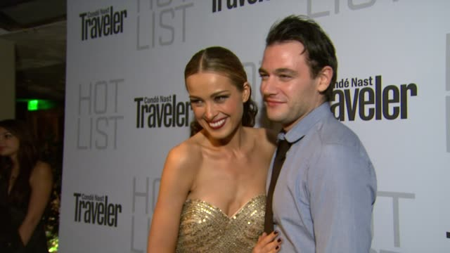 Petra Nemcova at the Conde Nast Traveler Hot List Party at West Hollywood CA