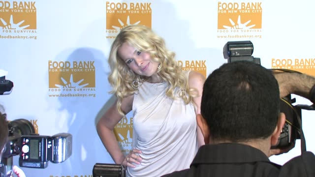 Petra Nemcova at the Food Bank For New York City's 25th Anniversary and 5th Annual CanDo Awards Dinner at Abigail Kirsch's Pier Sixty at Chelsea...