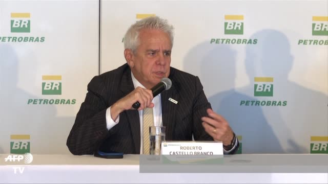 petrobras registro en 2018 su primer beneficio neto anual en cinco anos de unos 7058 millones de dolares emergiendo de una grave crisis en la que se... - newly industrialized country stock videos and b-roll footage