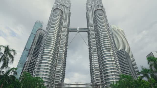 petronas twin towers - concentration camp stock videos & royalty-free footage