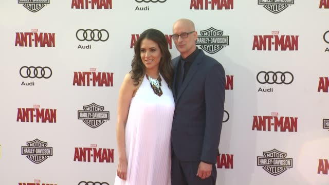 Peyton Reed at The World Premiere of Marvel's AntMan at Dolby Theatre on June 29 2015 in Hollywood California
