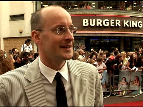 peyton reed on what compelled him to direct the film, on vince vaughn and jennifer aniston as leading actors, jennifer aniston's input regarding the... - vince vaughn stock videos & royalty-free footage