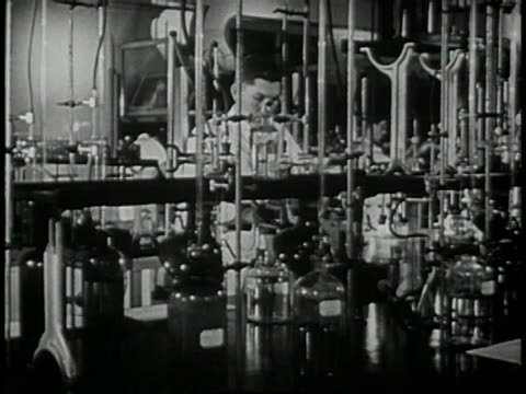 1946 - pharmaceutical jobs - prelinger archive stock videos & royalty-free footage