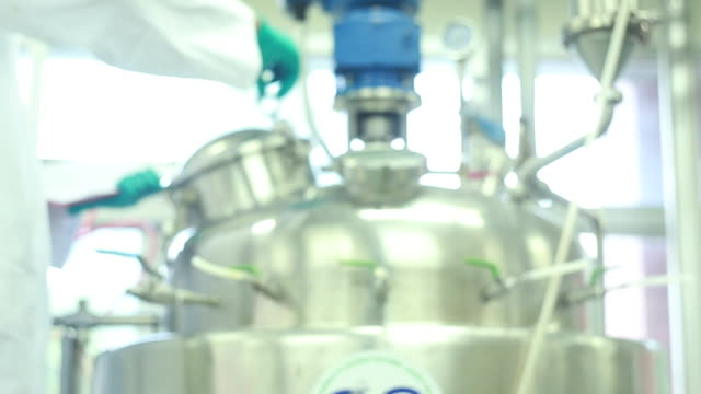 pharmaceutical technology, quality control - pharmaceutical factory stock videos & royalty-free footage