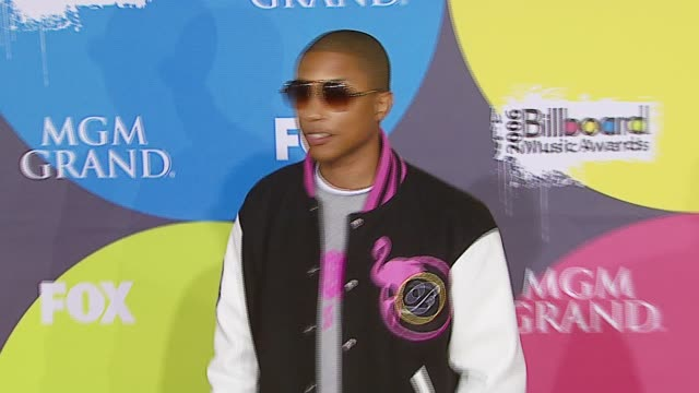 Pharrell Williams at the 2006 Billboard Music Awards at the MGM Grand Hotel in Las Vegas Nevada on December 4 2006