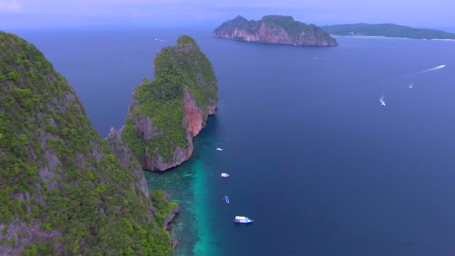 phi phi island - phi phi islands stock videos & royalty-free footage