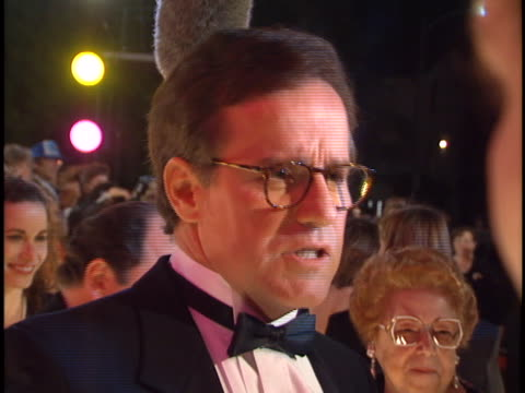 phil hartman at the comedy awards 95 at shrine - phil hartman stock videos and b-roll footage