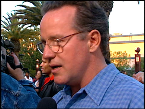 phil hartman at the premiere of 'the nutty professor' at universal amphitheatre in universal city california on june 28 1996 - phil hartman stock videos and b-roll footage