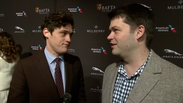 INTERVIEW Phil Lord and Christopher Miller on being at the event on what makes the BAFTA Tea Party one of the most prestigious events of the weekend...