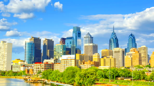 philadelphia, pa - philadelphia pennsylvania video stock e b–roll