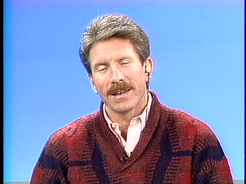 philadelphia phillies mvp mike schmidt talks about his honors in the national league and world series - philadelphia phillies stock videos & royalty-free footage