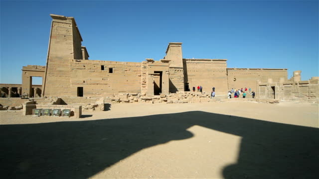 Philae Temple Complex, The Temple Of Isis