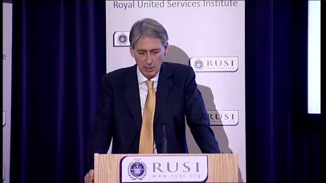 philip hammond speech at rusi hammond speech sot the experience in lashkar gah the capital of helmand which entered the transition process in the... - after life stock videos & royalty-free footage
