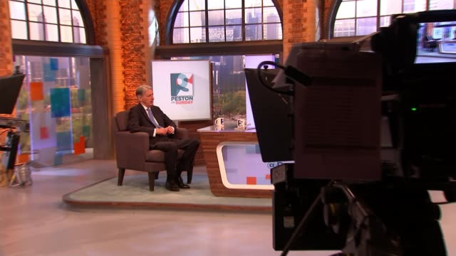 philip hammond suggests light at the end of the tunnel ahead of spring statement england london south bank itv studios int various shots philip... - light at the end of the tunnel stock videos and b-roll footage