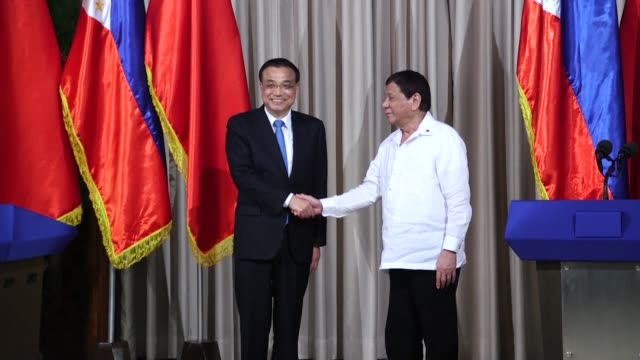 Philippine President Rodrigo Duterte says his nation owed China a debt of gratitude over its previous donation of arms to fight pro Islamic State...