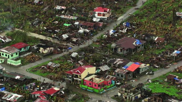 Philippines: Destroyed village