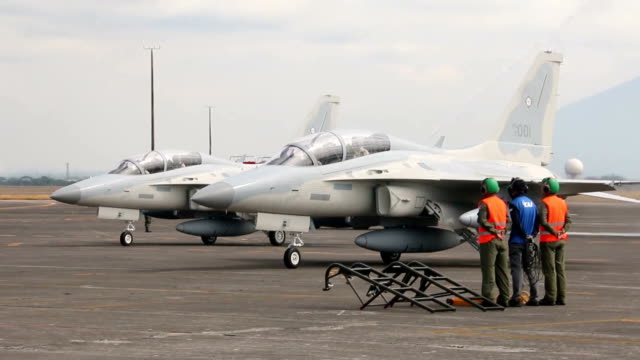 The Philippine military is reviving its supersonic capability after a decade accepting on Saturday the first two of 12 new FA50 fighter jets from...