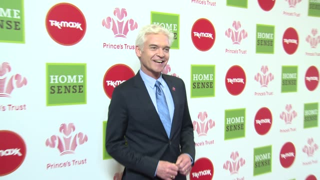 phillip schofield on march 06, 2018 in london, england. - phillip schofield stock videos & royalty-free footage