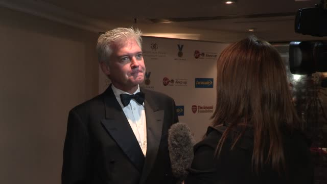 phillip schofield phillip schofield at grosvenor house, on september 01, 2012 in london, england - phillip schofield stock videos & royalty-free footage