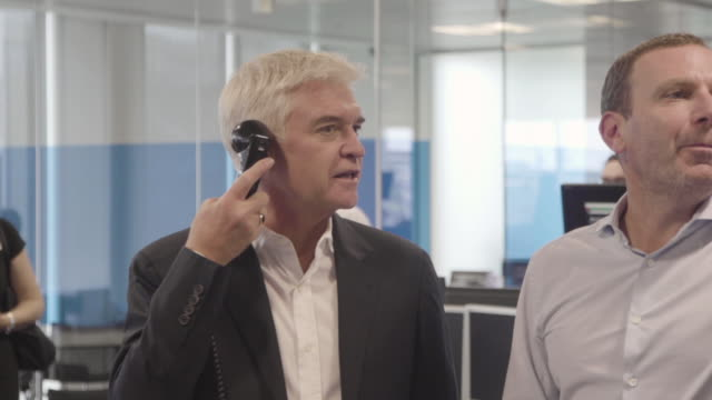 phillip schofield representing hope for tomorrow attends gfi charity day on september 11 2019 in london england - phillip schofield stock videos & royalty-free footage