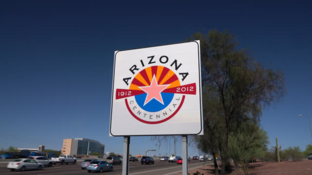 phoenix landmarks - phoenix arizona stock videos & royalty-free footage