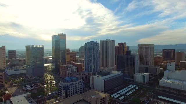 phoenix skyline - arizona stock videos and b-roll footage
