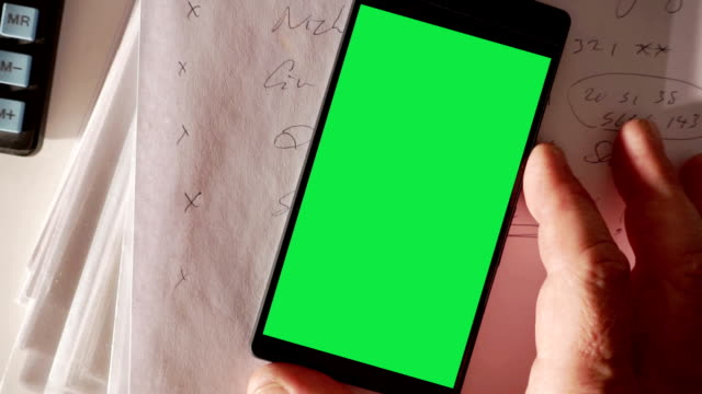 Phone green screen   ID