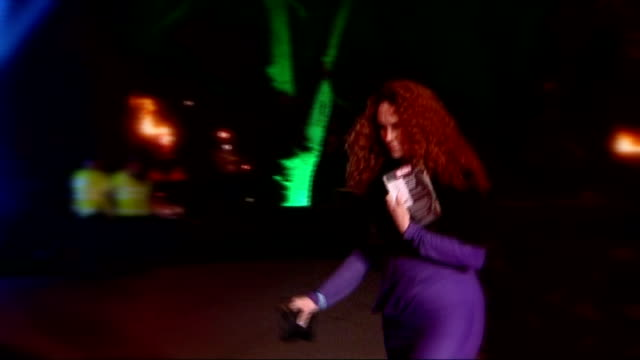 stockvideo's en b-roll-footage met alleged illegal payments to police / r15120909 england london imperial war museum photography** rebekah brooks arriving at the sun military awards... - imperial war museum museum