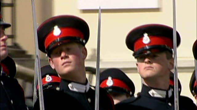 andy coulson allegedly told journalist to 'do' phone of calum best lib / t12040636 england surrey sandhurst military academy ext various of prince... - cavalry stock videos and b-roll footage